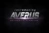 Averus | Futuristic Typeface example image 1