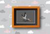 BUNDLE Pregnancy Announcement SVG Cut Files example image 3