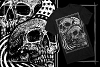 T-Shirt Designs Skull example image 5