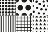 Memphis Seamless Patterns example image 5