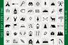 SVG Bundle | Mega SVG Bundle Vol.3 | SVG DXF EPS PNG example image 20