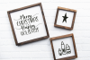Countryside Farmhouse - A Font Duo with Doodles example image 7