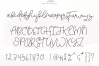 Tuesday - Handwritten Script Font example image 10
