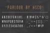 Parlour - Vintage Serif Font example image 3