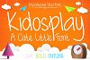 Kidosplay - Playful Font Family example image 1