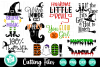 Halloween Bundle - A Halloween SVG Cut File example image 3