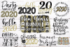 New Year's 2020 Bundle example image 1