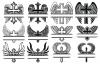 Cross with Wings SVG, Cross Svg, Angel Wings, Split Frames example image 2
