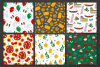 12 Italy Seamless Patterns example image 2