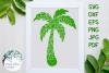 Summer Bundle | Palm Tree | Pineapple | Mermaid Mandala SVG example image 3