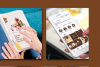 Recipe eBook Creator with Instagram and Youtube Kit example image 2