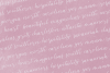 Blossomberry Script Font example image 5