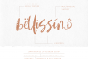 Pumpkin Spice Latte | Brush Script example image 5