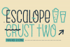 Escalope Crust Two + Icons example image 19