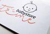 Cute Baby Script example image 5