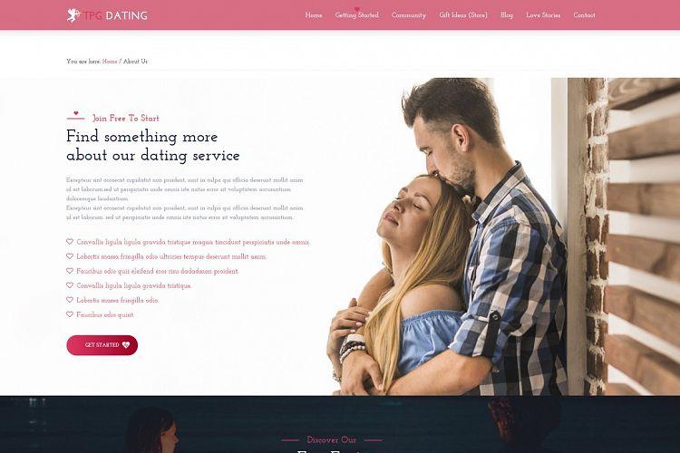 Dating blog wordpress
