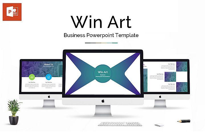Win Art presentation