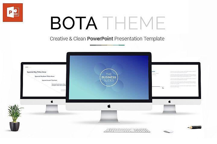 Bota Theme Presentation