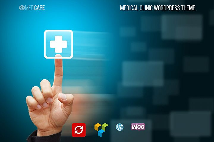 Medicare - Medical WordPress Theme
