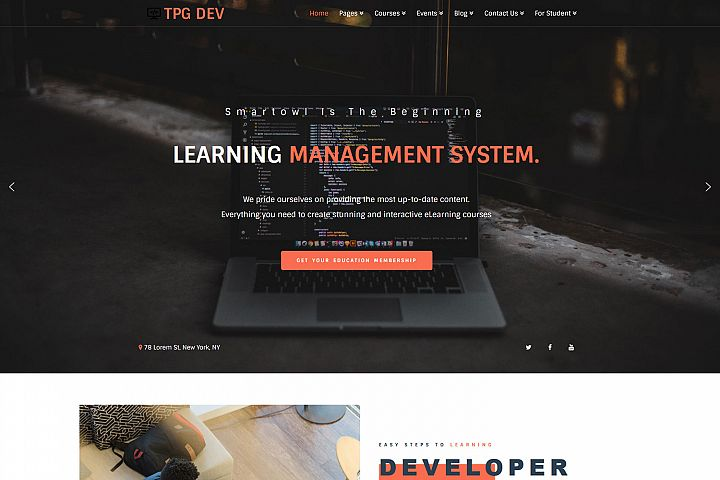 TPG Dev WordPress Developer Theme