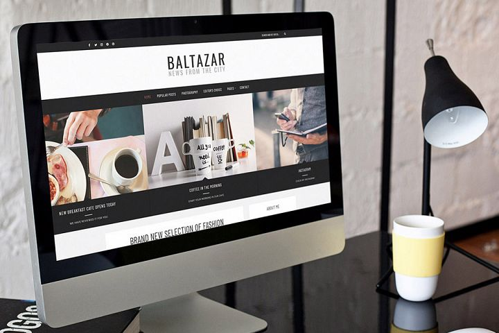 Baltazar A Gentlemans WordPress Blog