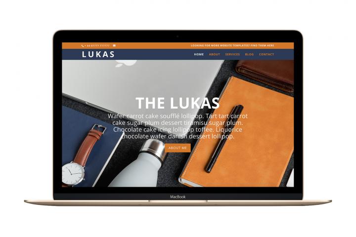 The Lukas - Divi Child Wordpress Theme