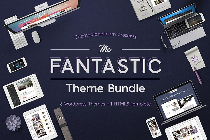 The Fantastic Theme Bundle
