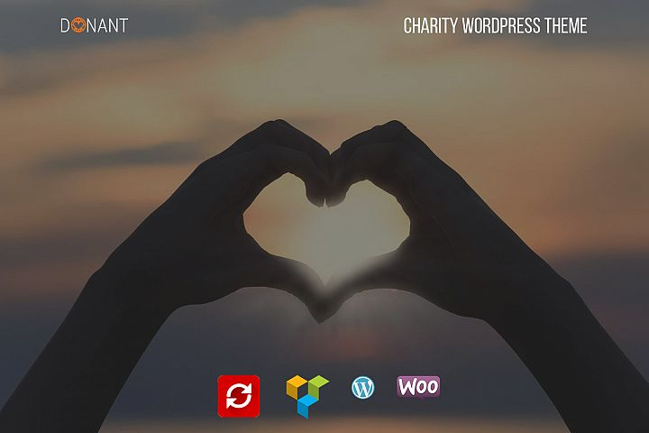 Donant - Charity & Crowdfunding WordPress Theme