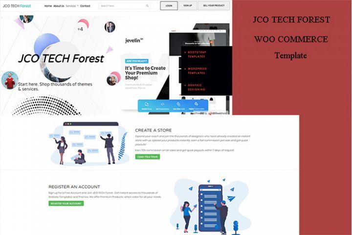 JCO TECH Forest