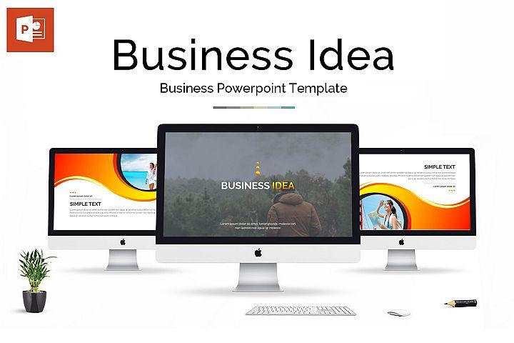 business idea presentation